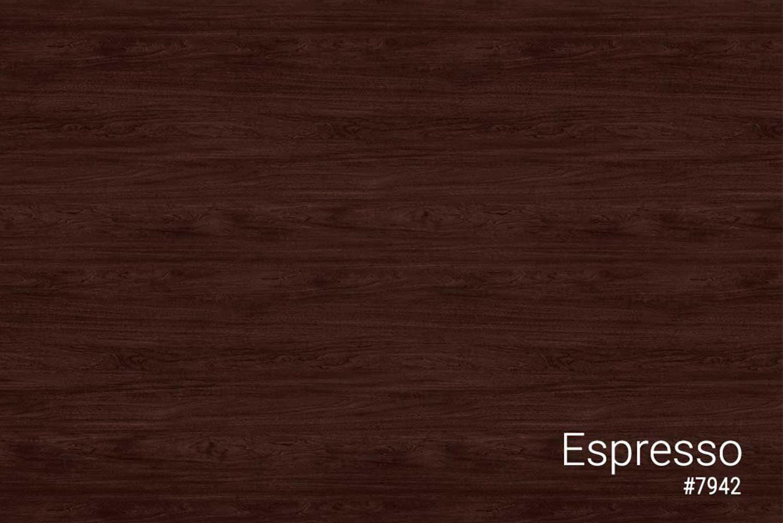 Height Adjustable Standing Desk Laminate Top Espresso