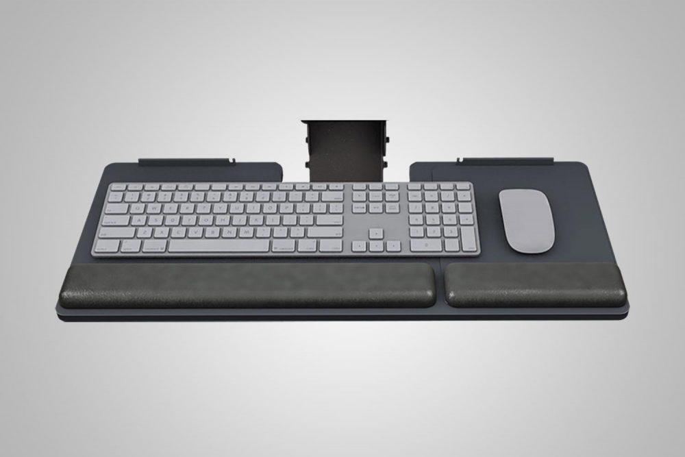Standing Desk Keyboard Mouse Tray MultiTable