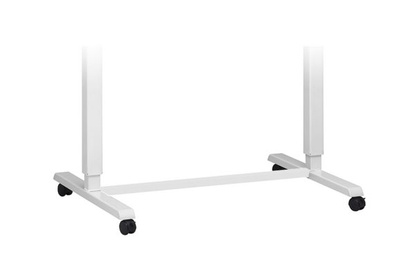 Standing Desk Wheel Kit White MultiTable