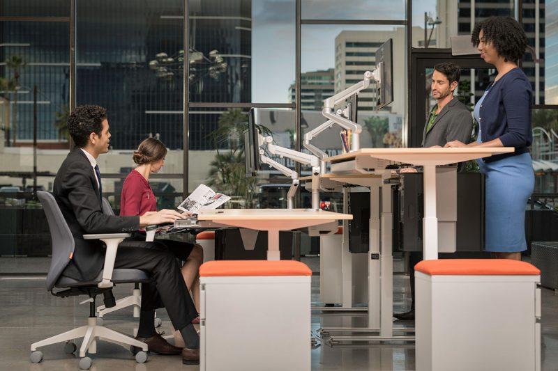 ModDesk Pro Standing Desk By MultiTable