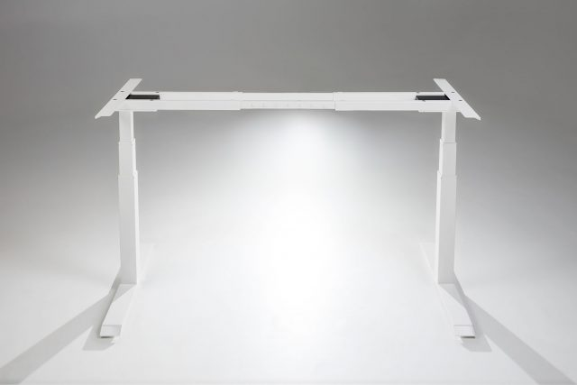 The ModDesk Pro White Base