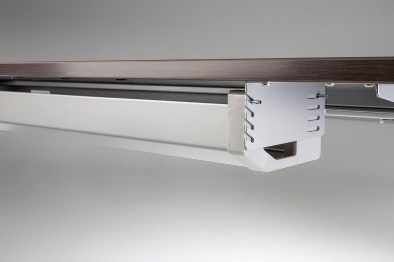 Standing Desk Cable Management Tray Details MultiTable
