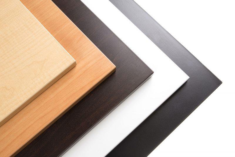 The ModDesk Pro Adjustable Height Standing Desk by MultiTable Desk Top Colors