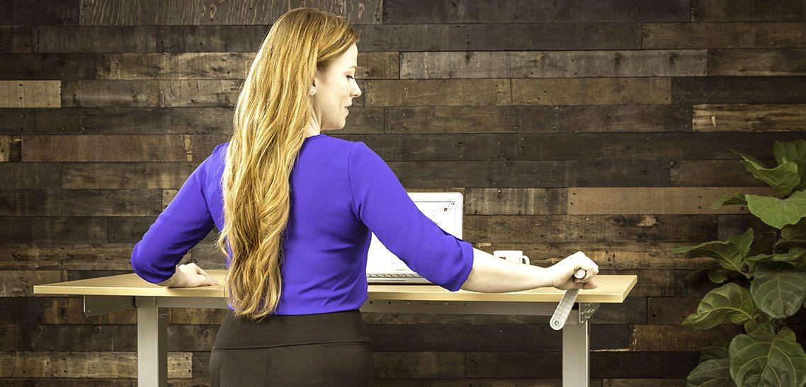 Hand Crank Standing Desk FAQ