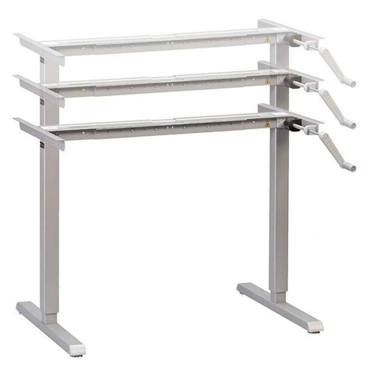 Hand Crank Adjustable Height Desk FAQ | MultiTable