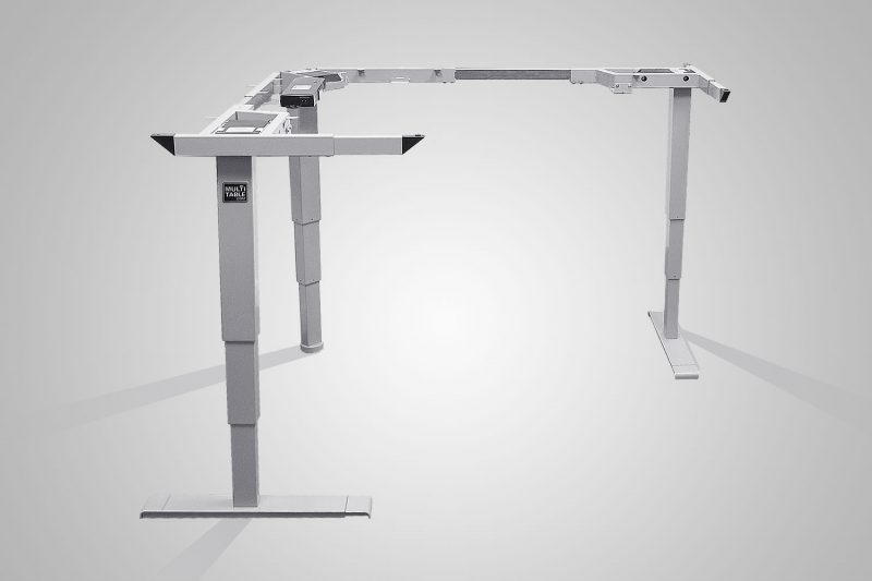 Standing Desk L Shaped Frame MultiTable L