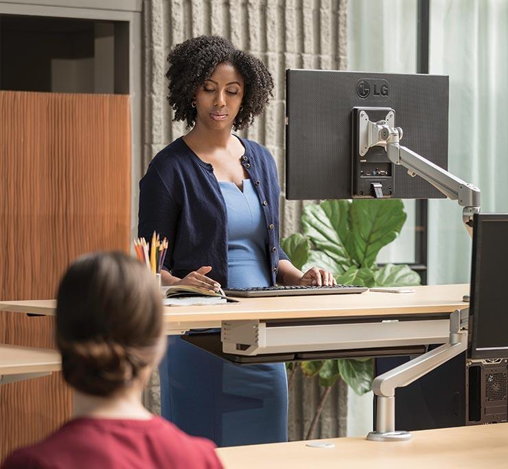 Best Standing Desk 2018 MultiTable Standing Desks