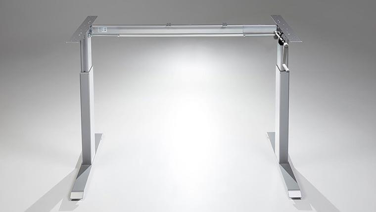 FlexTable Hand Crank Standing Desk Specs