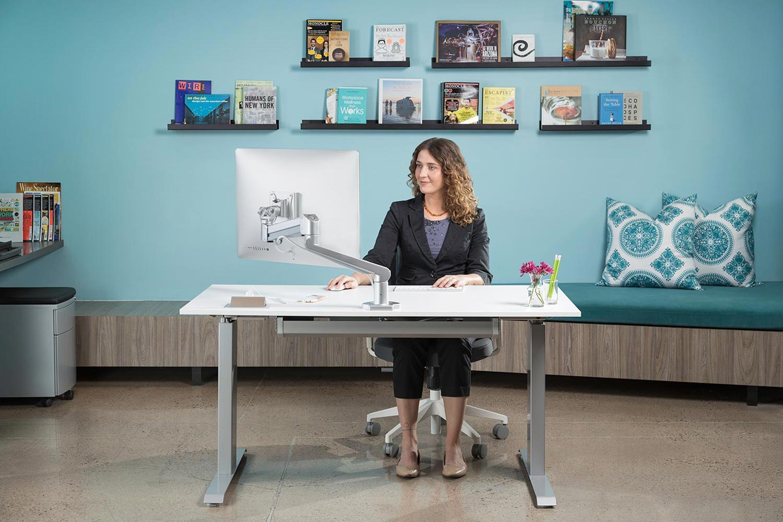Sit Stand Desk FlexTable