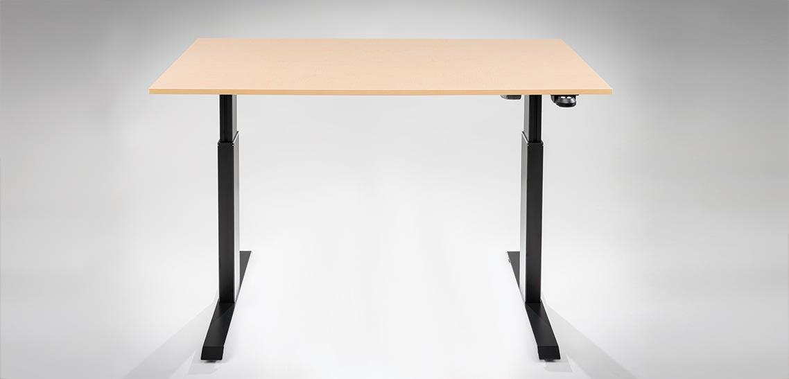 FlexTable Height Adjustable Sit Standing Office Desk MultiTable