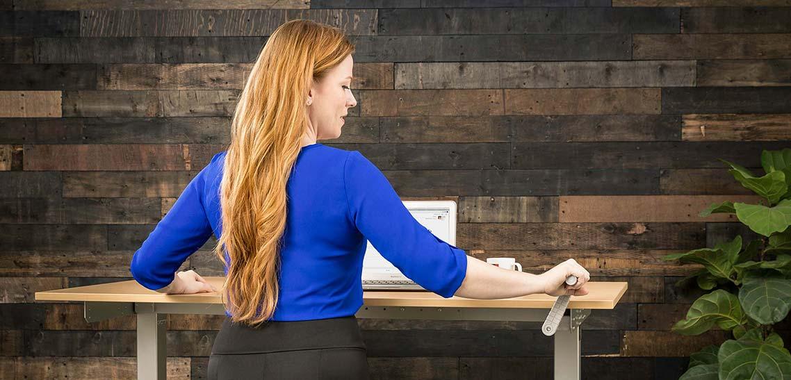 2018 Trends Height Adjustable Sit Stand Desks MultiTable
