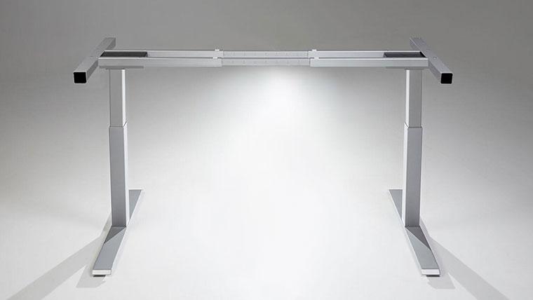 Mod E 2 Sit Stand Desk Specs