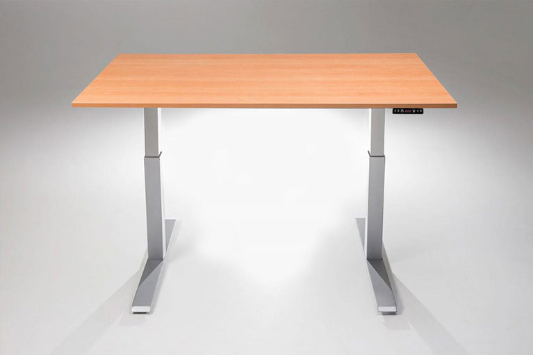 Mod E2 Height Adjustable Standing Desk By MultiTable