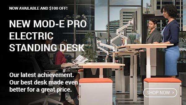 New Mod E Pro Standing Desk By MultiTable 2