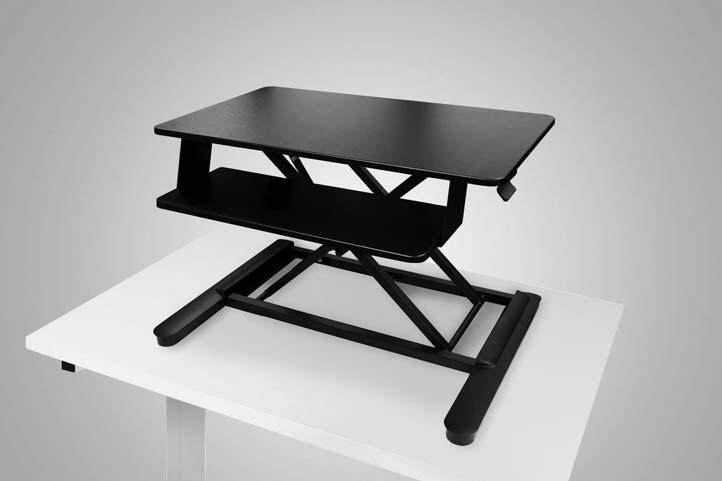 Adjustable Height Standing Desk Converter MultiTable Phoenix