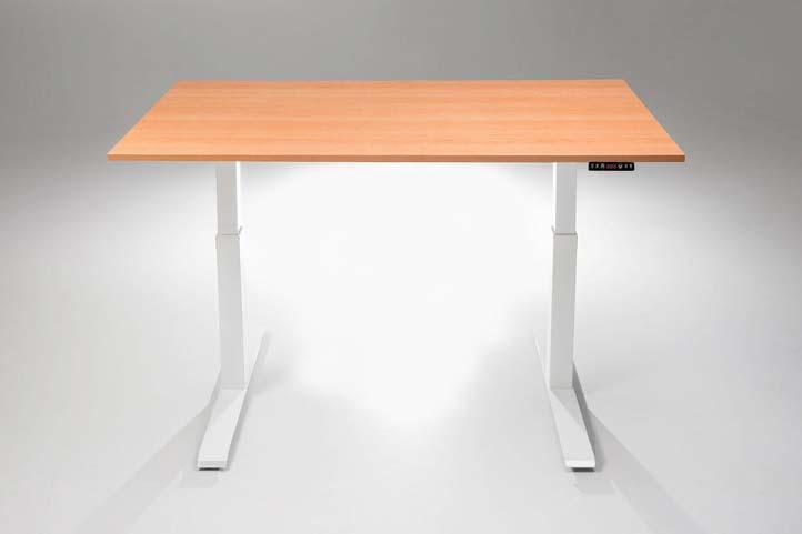Adjustable Height Standing Desk Mod E2 MultiTable Phoenix
