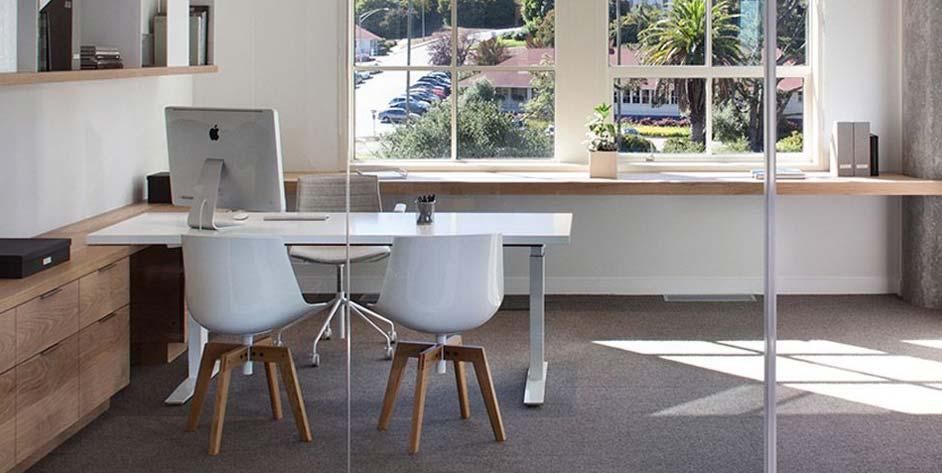 Adjustable Height Standing Desk MultiTable Mod E 2