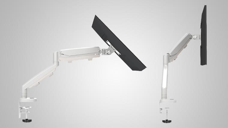 Ergo Single Monitor Arm MultiTable