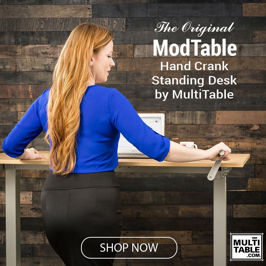 Standing Desk ModTable MultiTable Shop Local First Phoenix Arizona