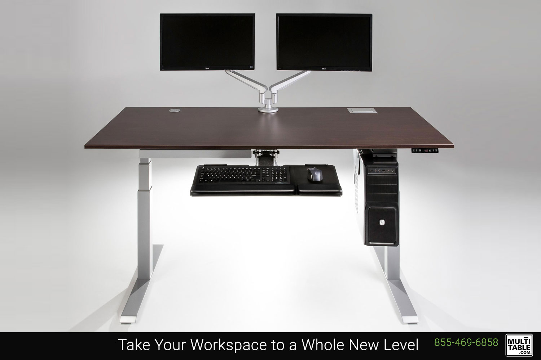 Ergonomic Workspace Solutions Office Interiors Custom Design Options MultiTable Office Furniture Manufacturing Phoenix Arizona Since 2010