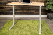 Hand Crank Manual Height Adjustable Standing Desk MultiTable
