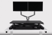 MultiTable Desktop Sit To Stand Workstation